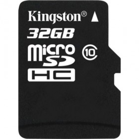 Card de memorie Kingston, 32GB, Clasa 10