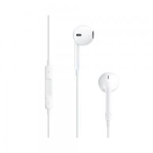 Casti cu microfon Apple EarPods, Lightning, White - 1