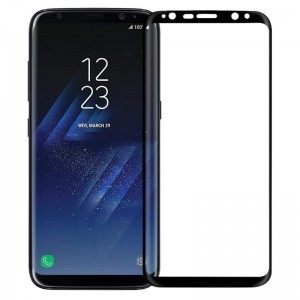 Folie protectie Samsung S8 Plus Black