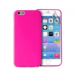 Carcasa ultraslim 0.3mm Iphone 6 pink