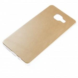 Carcasa spate Slim pentru Samsung Galaxy A5 (2016), Gold